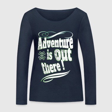Adventure - Women's Organic Longsleeve Shirt by Stanley & Stella