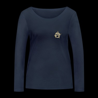 ANARCHY INK - Women's Organic Longsleeve Shirt by Stanley & Stella