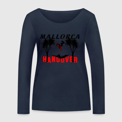 Mallorca 321 Hangover - T-shirt manches longues bio Stanley & Stella Femme