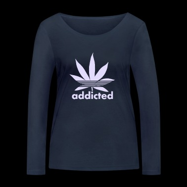 Addiction - Women's Organic Longsleeve Shirt by Stanley & Stella