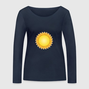 Sunflower Sunflower - Women's Organic Longsleeve Shirt by Stanley & Stella