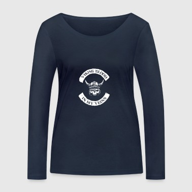 viking - T-shirt manches longues bio Stanley & Stella Femme