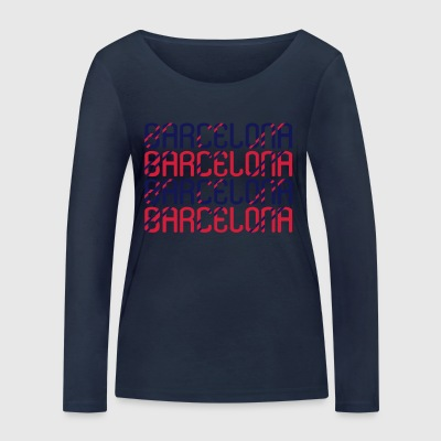 Barcelone - T-shirt manches longues bio Stanley & Stella Femme