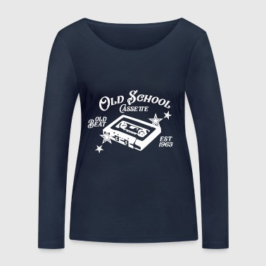 old school - Women's Organic Longsleeve Shirt by Stanley & Stella