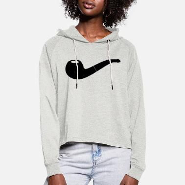 Whistle Whistle - Women's Cropped Hoodie