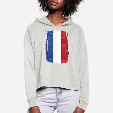 Home Country roots home country roots home Netherlands - Women's Cropped Hoodie