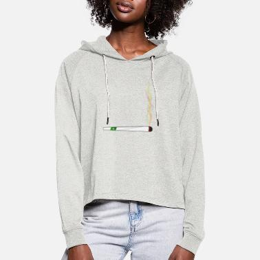 Joint - Women's Cropped Hoodie