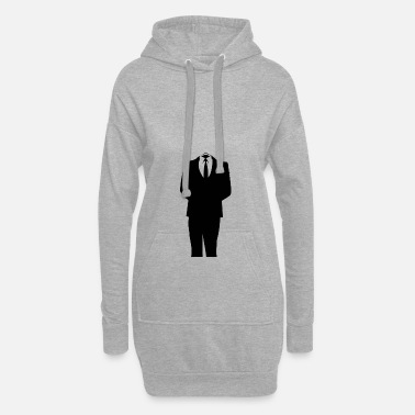 Costume Homme Costume Homme d'affaires - Robe sweat Femme