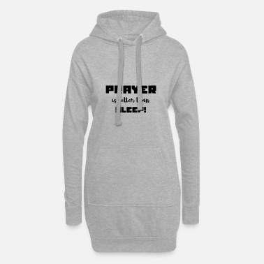 Prayer PRAYER - Hoodie Dress