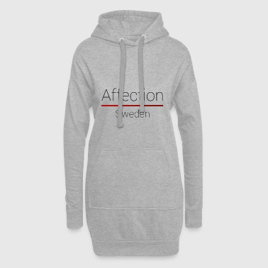 Affection Affection Sweden - Hoodie Dress