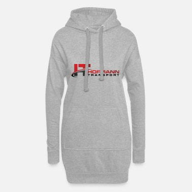 Transport Hofmann transport - Hoodie kjole dame