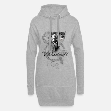 Fantastic Beasts Grindelwald Extradition - Hoodie-kjole