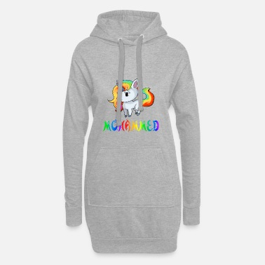 Muhammad Unicorn Muhammad - Hoodie Dress