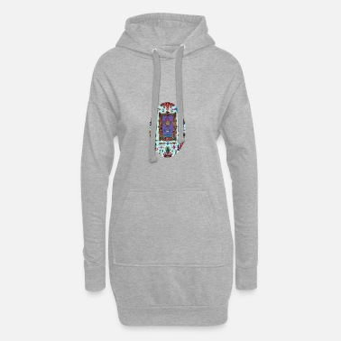 Ornement ornement - Robe sweat Femme