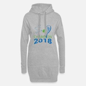 Tennis 2018 Mas Ladies Spreadshirt De Champion S 1Swq66