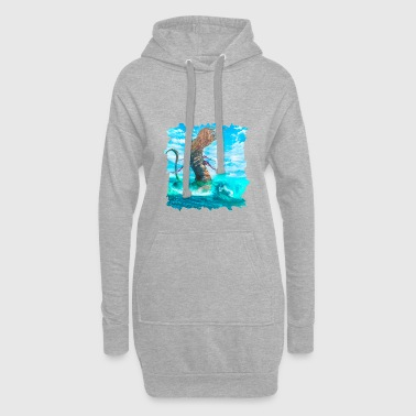 Godly LEVIATHAN! - Hoodie Dress