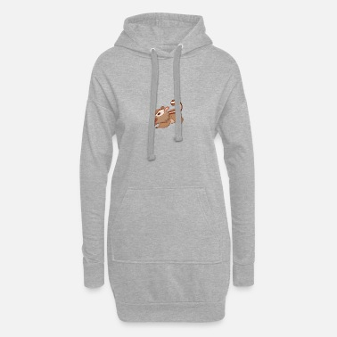 Chipmunk Chipmunk chipmunk - Women's Hoodie Dress