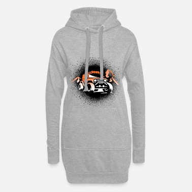 Suv SUVs - Women's Hoodie Dress