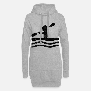 Icon Rowing Icon Vintage - Hoodie kjole dame