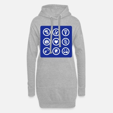 Medicine medicine - Women's Hoodie Dress