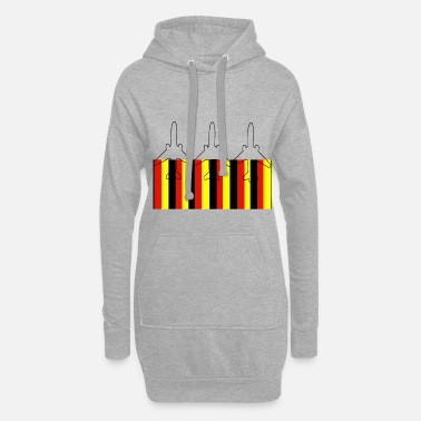 Jet Avion Pilotes allemands - Robe sweat Femme