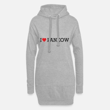 Pankow Pankow - Women's Hoodie Dress