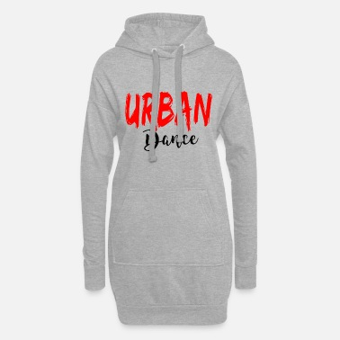 Urban Urban Dance - Urban Dance Shirt - Robe sweat Femme