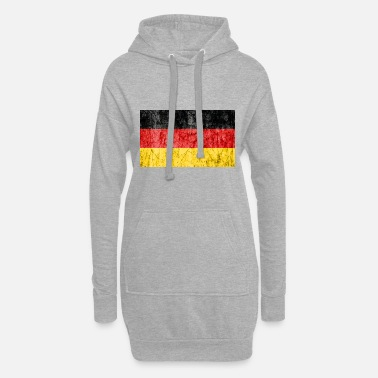 Flag Of Germany Flag of Germany - Women's Hoodie Dress
