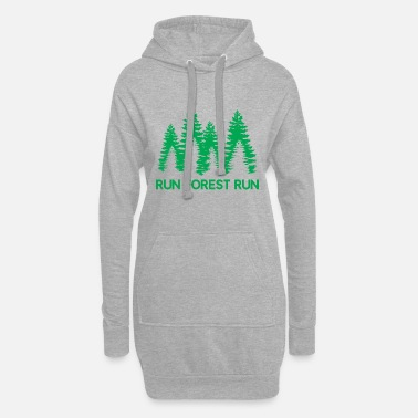 Bestseller Run Forest Run - Robe sweat Femme