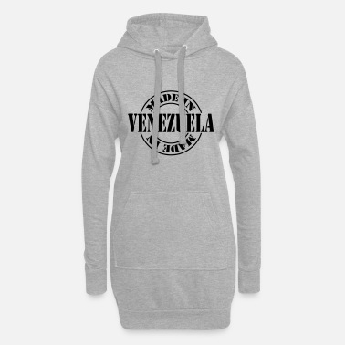 made in venezuela m1k2 - Women's Hoodie Dress