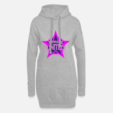 United Girls United - Hoodiejurk