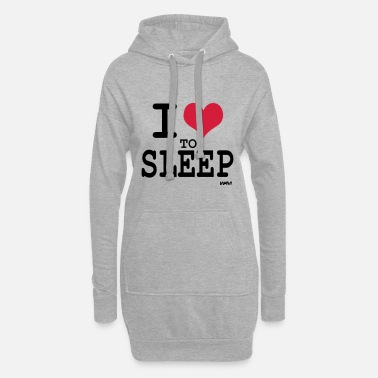 Sleep In sleep - Women's Hoodie Dress