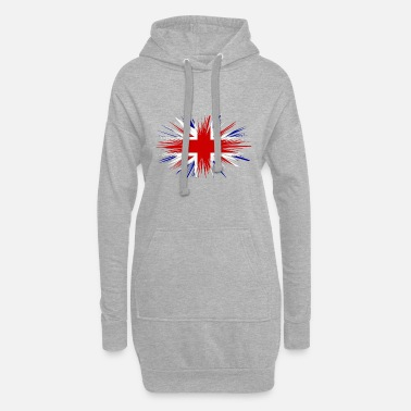 Union Jack Union Jack - Robe sweat Femme