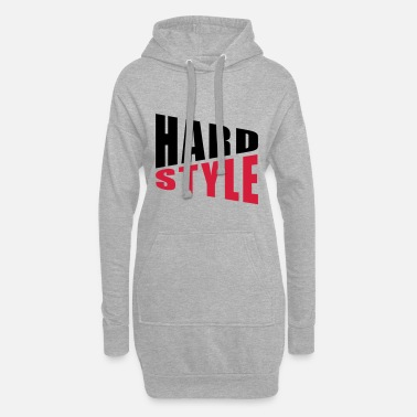 Hardstyle Hardstyle - Women's Hoodie Dress