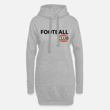 Football Club Football Club - Women's Hoodie Dress