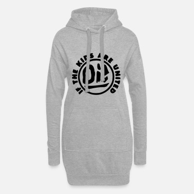 United United - Frauen Hoodiekleid