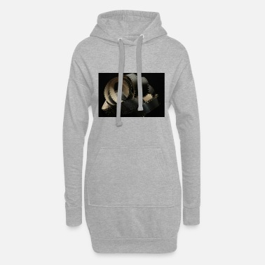 film - Frauen Hoodiekleid