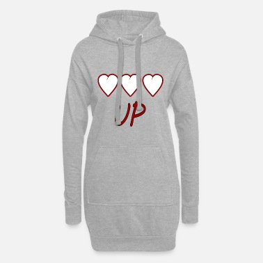 Up UP - Women's Hoodie Dress