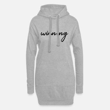 Gagnant gagnant - Robe sweat Femme