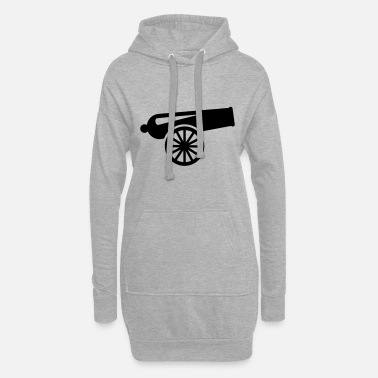 Cannon Cannon - Women's Hoodie Dress