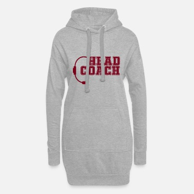 Offensif FAN AMÉRICAIN DE FOOTBALL> Headcoach Two - Robe sweat Femme