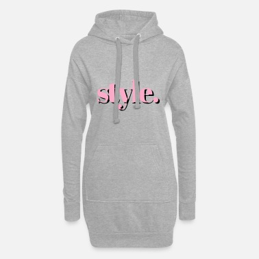 Style style - Robe sweat Femme