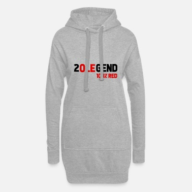 United Man United - Frauen Hoodiekleid