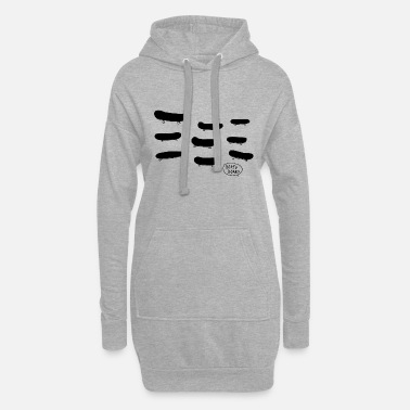 Boarder boards-boards-boards bored - Frauen Hoodiekleid