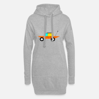 Car Car, Car - Women's Hoodie Dress