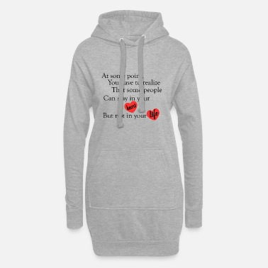 Cool love quotes cool - Women's Hoodie Dress