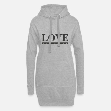 LA - Women's Hoodie Dress