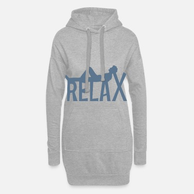 Relax Relax Relax - Robe sweat Femme