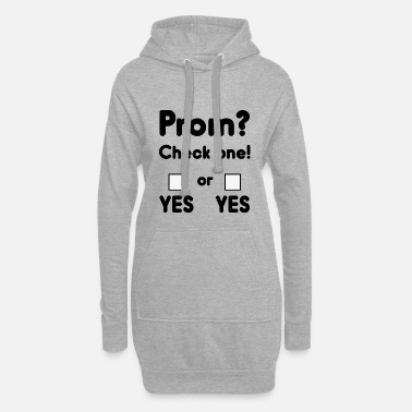 Prom Prom - Women's Hoodie Dress