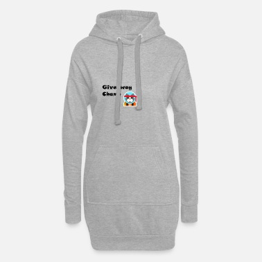 Champ Giveaway Champ - Women's Hoodie Dress